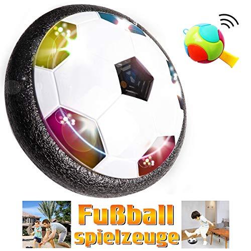 GILOBABY 2019 Fußball Spiel Kinder Spielzeug die erstaunliche Hover Ball Kinder Sport Spielzeug Training Fußball für Indoor oder Outdoor mit Eltern Spiel Bonus Pfeife und Armband (Outdoor-sport-spiele Für Kinder)