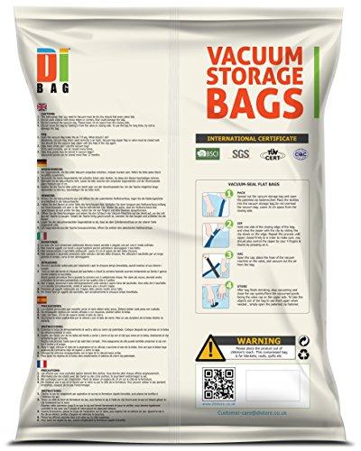 DIBAG–2-Piezas-80×60-cm-Bolsas-de-almacenaje-al-vaco-Bolsas-ahorradoras-de-espacio-para-ropa-edredones-mantas-almohadas