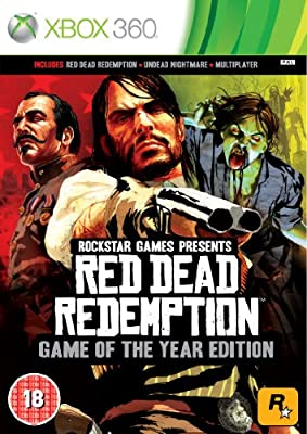 Red Dead Redemption - Game of The Year Edition (Xbox 360) from Take 2 Interactive