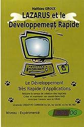 Lazarus et le développement rapide : Le développement très rapide d'applications