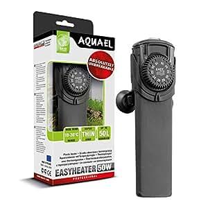 Aquael EasyHeater Chauffage Incassable pour Aquariophilie 25 W