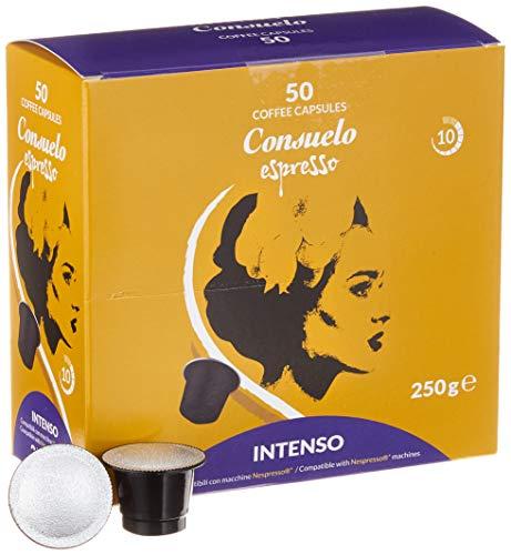 Consuelo Nespresso* kompatible Kapseln   - Intenso, 50 Kapseln