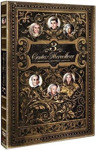 Cendrillon 3 - 3 contes merveilleux : Blanche neige, Barbe