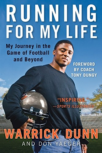 Running for My Life: My Journey in the Game of Football and Beyond