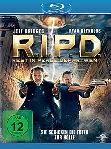 R.I.P.D.  [Blu-ray]