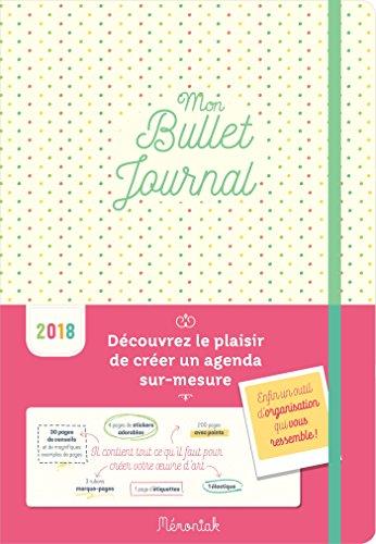 Mon bullet journal Mémoniak 2018