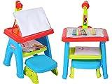 Iso Trade Maltisch Kindermaltisch Kindertisch Projektor Zeichnen Kinder #1559
