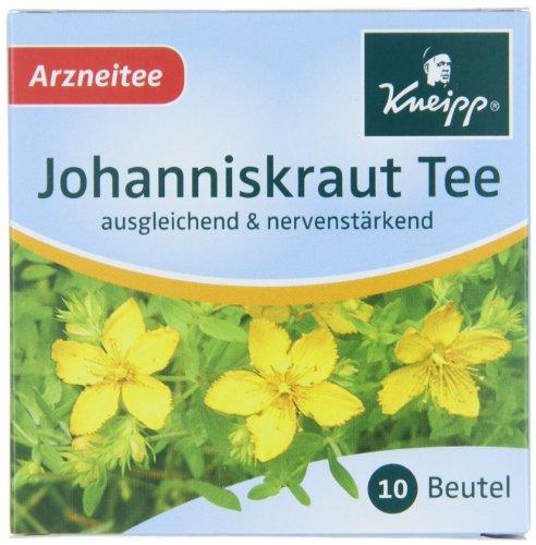Kneipp Johanniskraut Tee, 10 Beutel, 5er Pack (5 x 19 g)