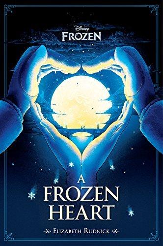 A Frozen Heart by Elizabeth Rudnick (2015-10-06)