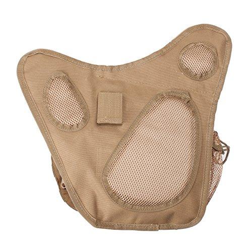Imagen de s zone 600d poliéster molle del hombro táctico de la correa bolso militar empuje la correa del paquete de la bolsa de viaje  alternativa