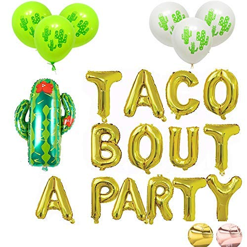 Themes Taco Bout Gold - Taco Bout a Party ()