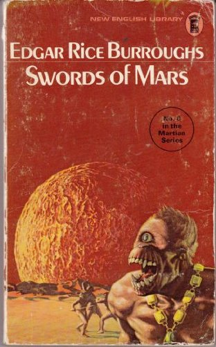 Cover of Swords Of Mars (Barsoom 8)