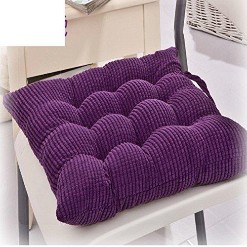 Indoor outdoor stuhl kissen roter stuhlkissen 40 * 40cm bodenkissen sitzplätze-C 40x40cm(16x16inch) (Stuhl-kissen 16x16)