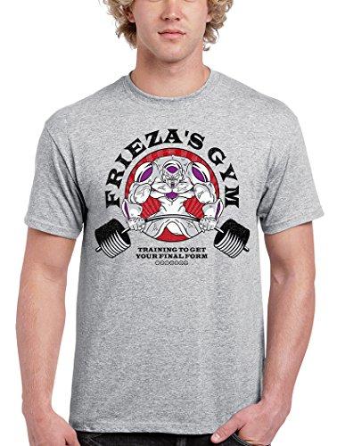 Camisetas La Colmena 233-Friezas Gym (Ddjvigo)