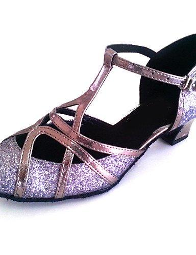 La mode moderne personnalisé Sandales Chaussures de Danse Moderne de la femme Plus de couleurs US9.5-10/EU41/UK7.5-8/CN42