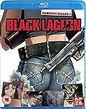 Black Lagoon Complete Season 1 Collection Blu-ray [UK Import] - Daisuke Namikawa, Megumi Toyoguchi, Hiroaki Hirata