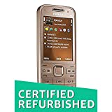 (CERTIFIED REFURBISHED) Nokia E52 Mobile - Rose Gold