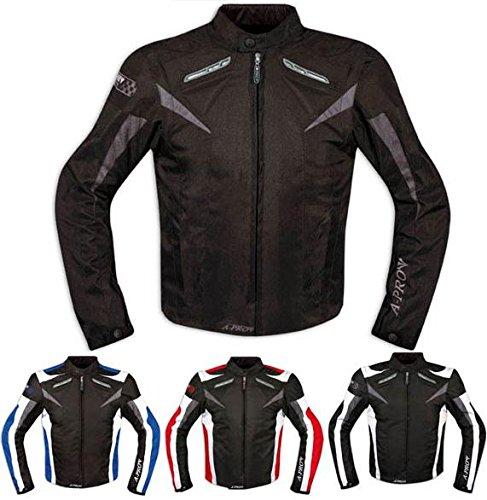 Moto CE Protections Textile Veste Blouson Manchon Démontable Gilet Termique