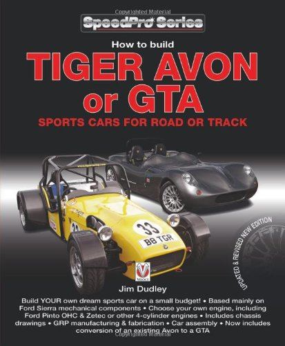 How to Build Tiger Avon or GTA Sports Cars for Road or Track (SpeedPro Series)