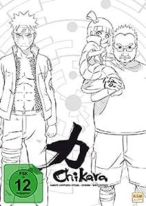 Naruto Shippuden - Special Chikara (Folge 510-515, Uncut)