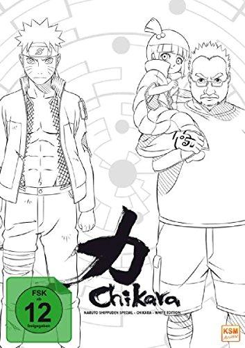 Naruto Shippuden - Special Chikara (Folge 510-515, Uncut) -