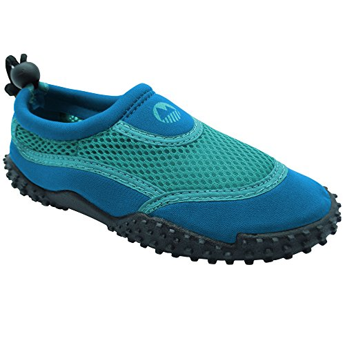 Lakeland Active Eden Aqua Shoes - Blue/Aqua -31