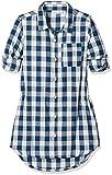 NAME IT Mädchen Bluse Nitkolball LS Shirt Dress Box Nmt, Mehrfarbig (Ensign Blue), 164