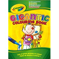 Crayola Gigantic 130 Page A4 Colouring Book