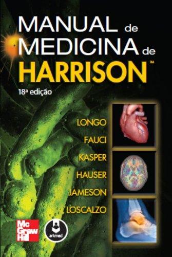 Manual de Medicina de Harrison (Em Portuguese do Brasil)