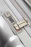 Samsonite LITE-CUBE ROLLING TOTE PLUS Laptop Rollkoffer, 31.5 Liter, Silber - 4
