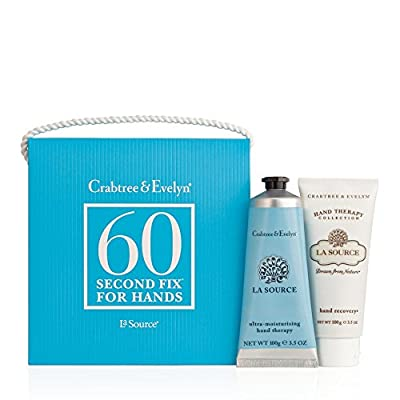 Crabtree & Evelyn La Source 60 Second Fix Kit for Hands