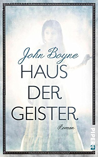 Buchseite und Rezensionen zu 'Haus der Geister: Roman' von John Boyne
