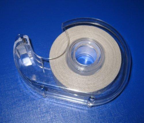 Preisvergleich Produktbild Hollywood´s Fashion Tape / doppelseitiges Textil - Haut Klebeband Großpack mit Abroller - hautneutral