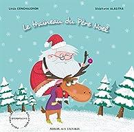 Le traîneau du Père Noël par Linda Conchaudron