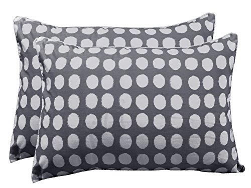 Ahmedabad Cotton Luxurious 2 Piece Sateen Pillow Cover Set - 17