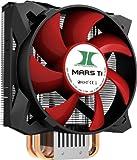 Inter-Tech MARS T1 CPU-Kühler für Intel Sockel LGA 775/1150/1155/1156/1366/2011, AMD Sockel FM2/FM1/AM3+/AM3/AM2