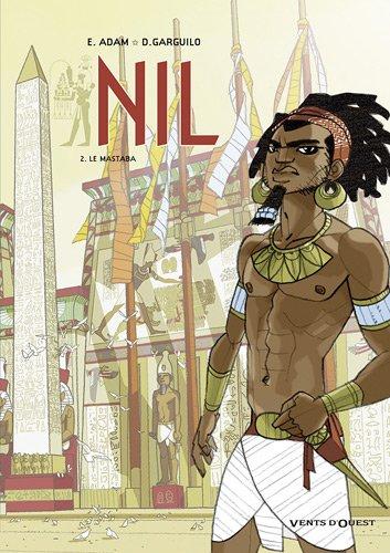 Nil, Tome 2 : Le Mastaba