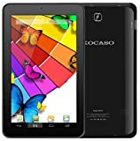 KOCASO MX790 [7 INCH] [Android 5.1] Tablet PC- (Quad Core, 8GB Built-In-Memory, Dual Camera, 1024*600 WiFi MicroSD Card Slot Micro USB) FREE Earbuds Screen Protector Stylus Pen Carrying Pouch (Black)