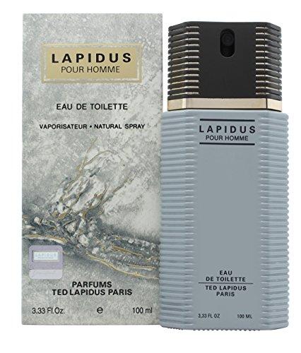 Parfum Homme Lapidus Pour Homme Ted Lapidus Edt Capacité