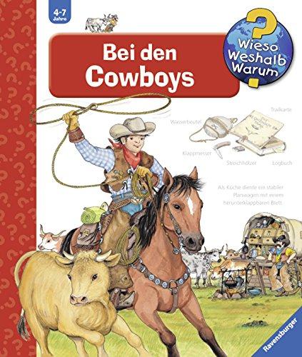 Preisvergleich Produktbild Bei den Cowboys (Wieso Weshalb Warum, Band 42)