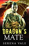 The Twin Dragons Mate: BWWM Paranormal Dragon Shifter Menage Romance