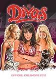 Official World Wrestling (WWE) Divas Calendar 2012