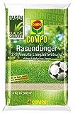 Compo Rasendünger mit Langzeitwirkung 12,5kg für 500qm AKTION - 20826