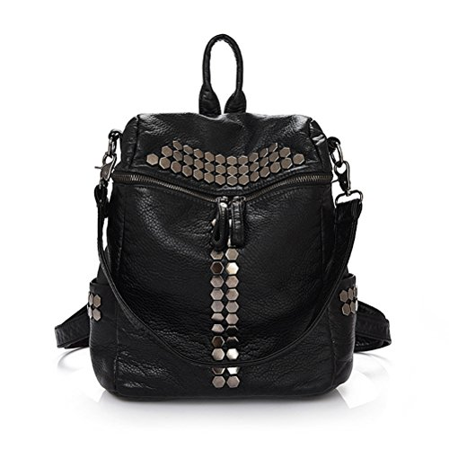 Honeymall Daypack, schwarz (schwarz) - backpack96 (Record Chain Key)