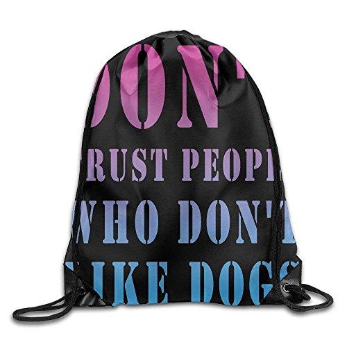 HLKPE Drawstring Backpack Art Design Print Rucksack Shoulder Bags Gym Bag Cool Nerver Forget 911 Memory September 11th