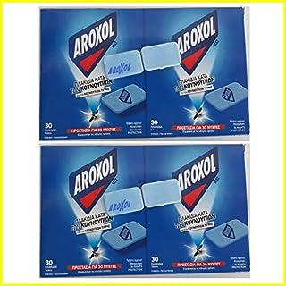 120 Stück (2 Boxen à 60 Stück) Nachfülltabletten für Elektrostecker Mückenabwehr Insektenvernichter Bite (und Tigermücke) - geeignet für alle Arten von Steckern