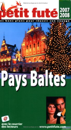 Petit Futé Pays Baltes par Gaëlle Henry, Jean Davy Niezgoda, Mélanie Hackl, David Borgondo