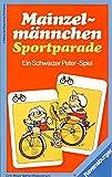 Mainzelmännchen Sportparade – Schwarzer Peter – Ravensburger