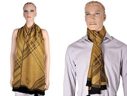 Versace Designer Schal Scarf Scialle Sciarpa 37 x 174 x 2cm - TH (Schal Versace)