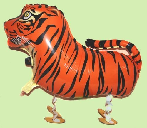 tiger-new-party-decor-walking-pet-balloon-animal-airwalker-foil-balloon-helium-kid-fun-us-seller-by-